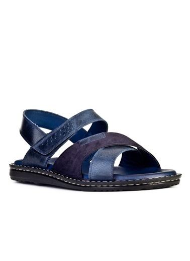 Cabani Sandalet Lacivert